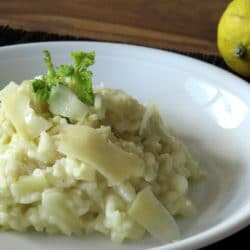 Fenchel-Zitronen-Risotto
