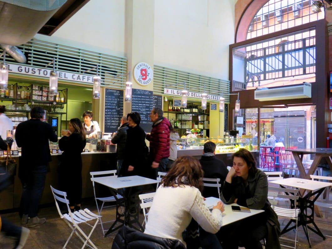 Bologna - Mercato di Mezzo