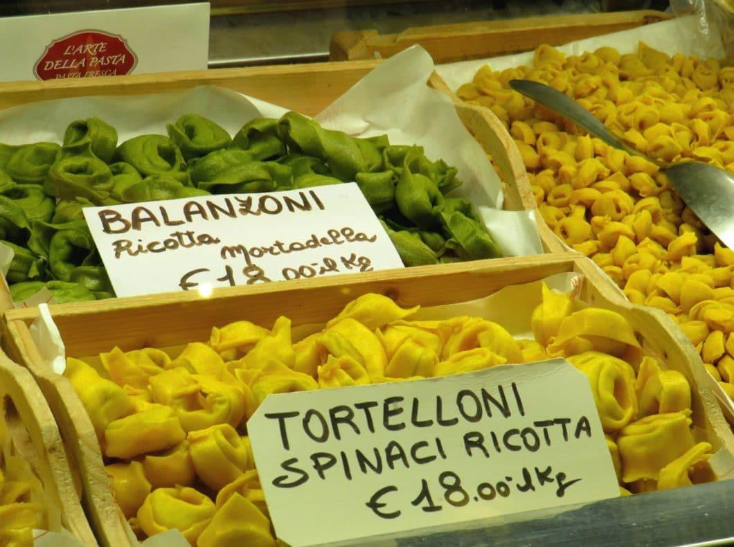 Bologna - Tortelloni
