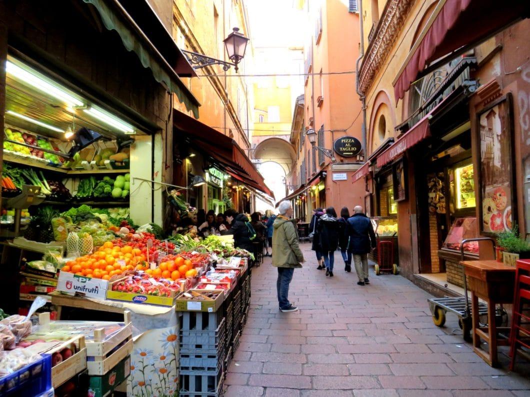 Bologna - Quadrilatero