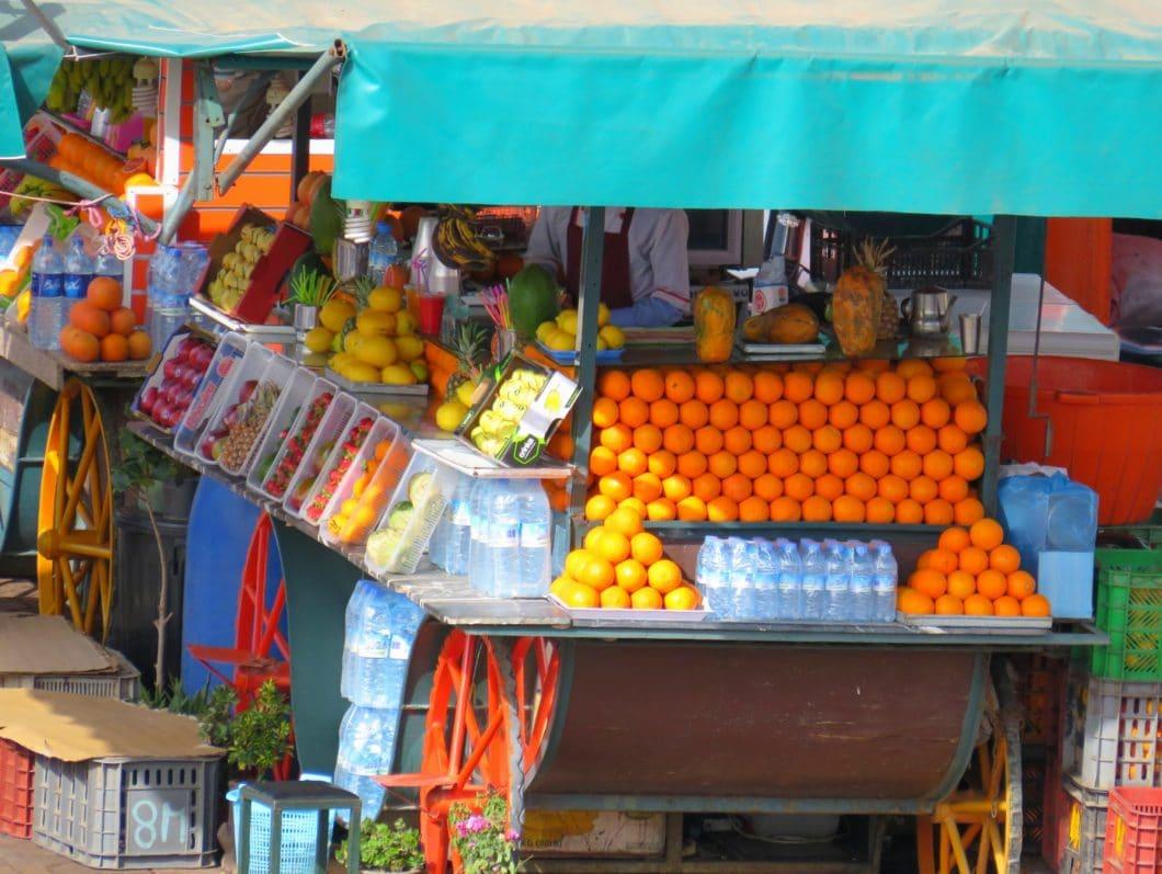 Marrakesch Jemaa El-Fna
