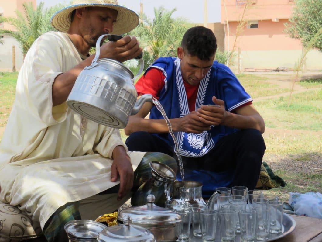 Minztee Marrakesch