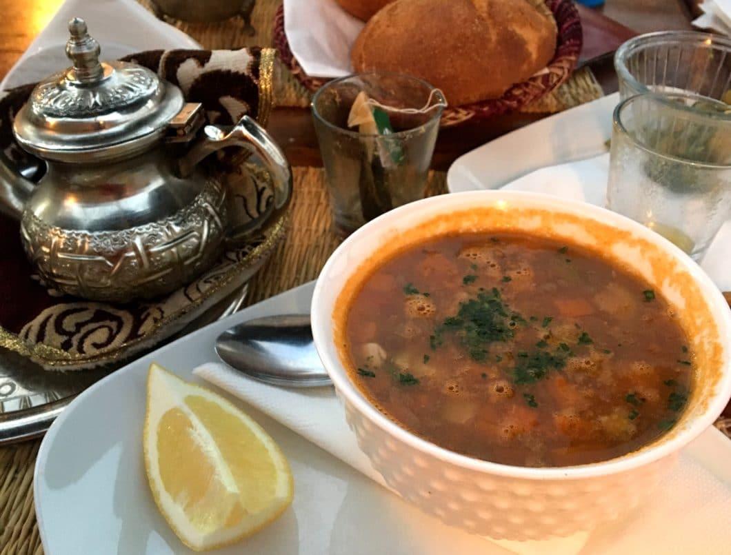 Kasbah Café Marrakesch