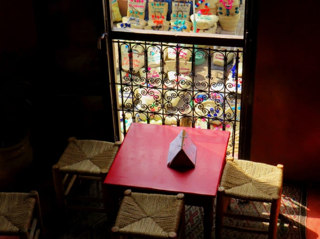 Café des Epices Marrakesch