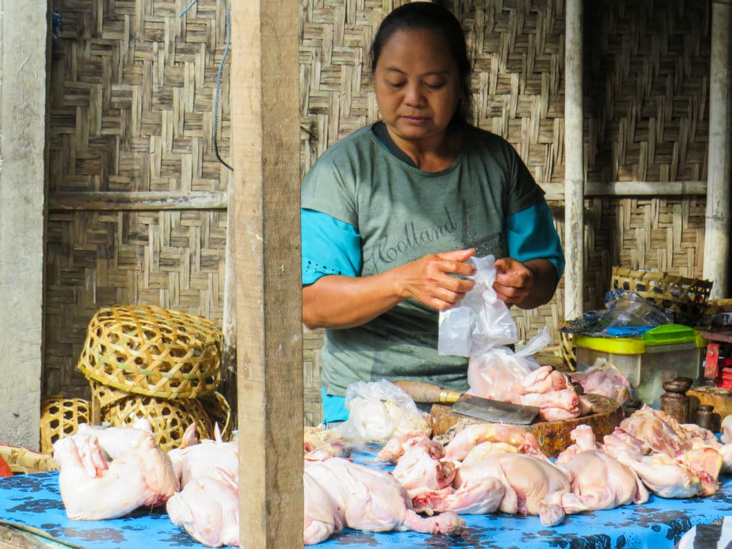 Markt Ubud Bali