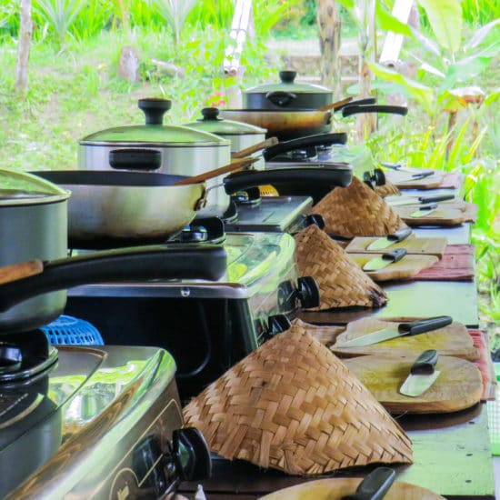 Balinese Farm Cooking