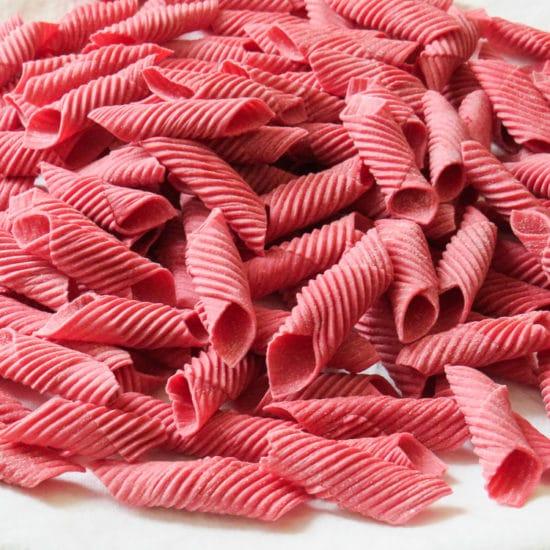 Rote-Rüben-Pasta