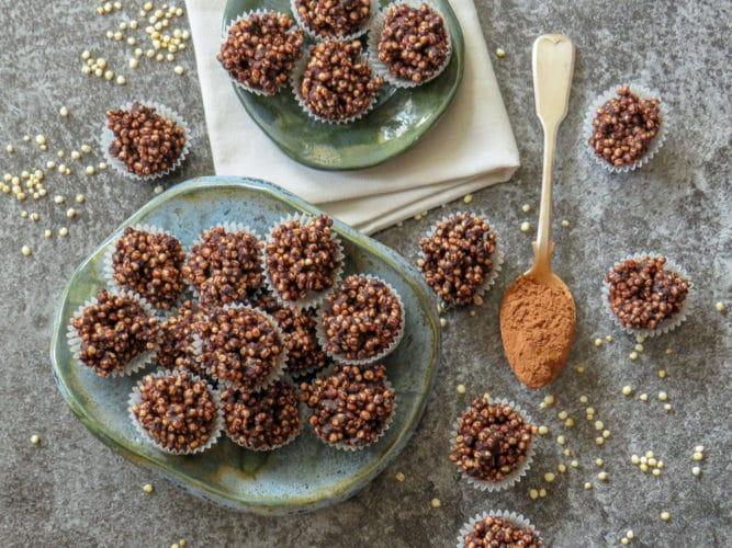 Quinoa-Kakao-Crunchies