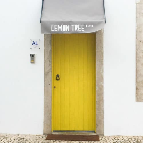 Lemon Tree Stay, Faro