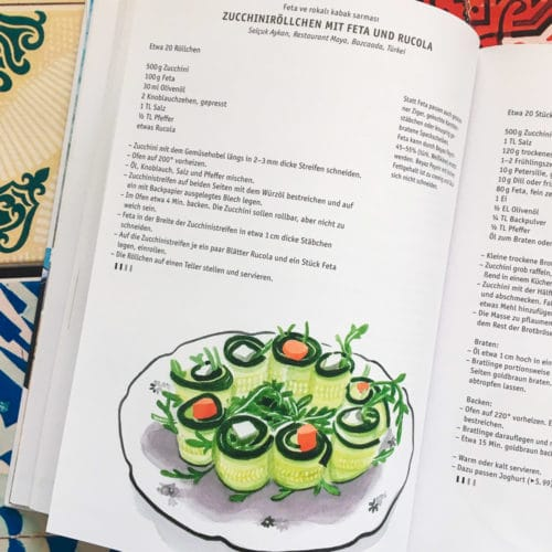 Kochbuch Meze ohne Grenzen