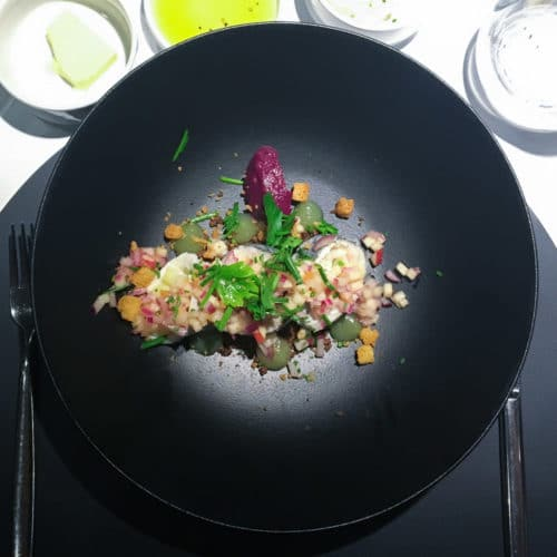 Loisium Langenlois Abendessen