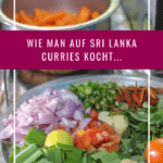 Sri Lanka Kochkurs Curries Weligama Shirani