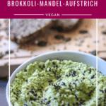 Brokkoli-Mandel-Aufstrich