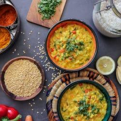 Kitchari - Ein Klassiker der ayurvedischen Küche