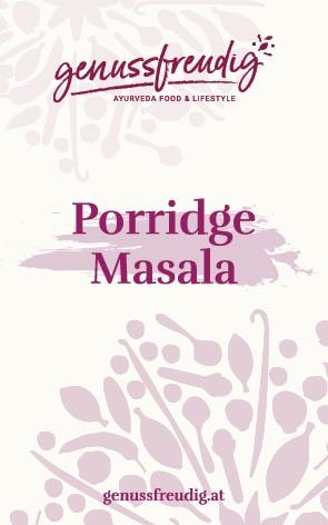 Porridge Masala