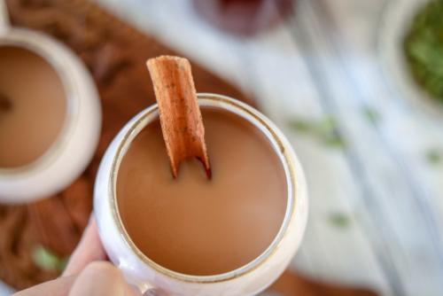 Masala Chai Latte - Selbstgemachtes Chai Konzentrat vegan genussfreudig